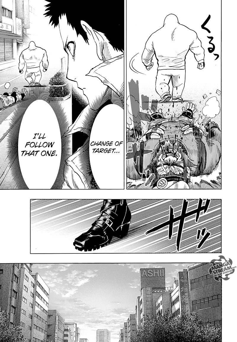 One Punch Man Chapter 78 Read Online Image 35