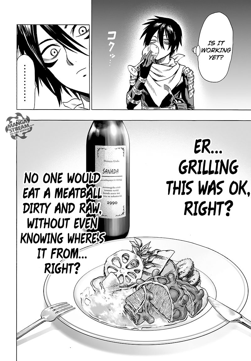 One Punch Man Chapter 78 Read Online Image 40