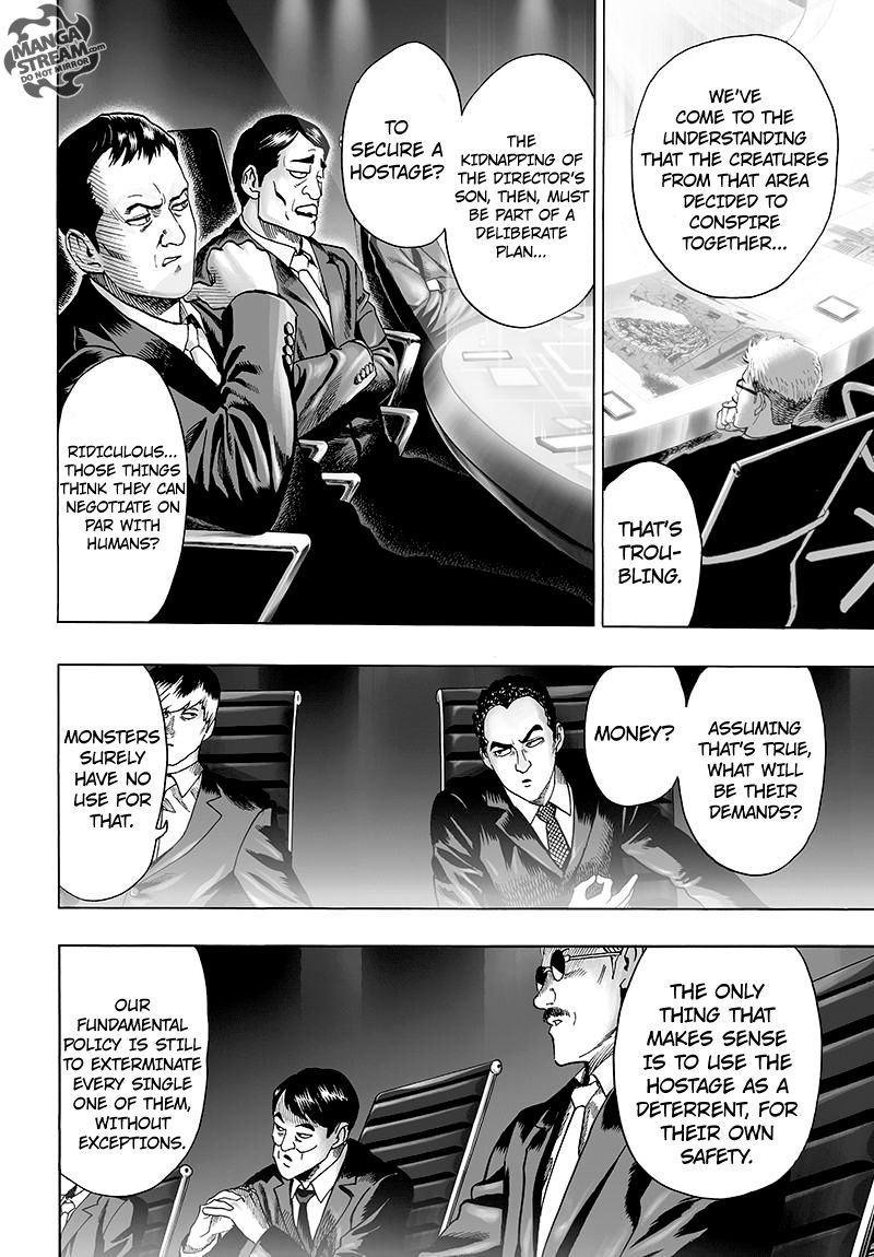 One Punch Man Chapter 79 Read Online Image 4