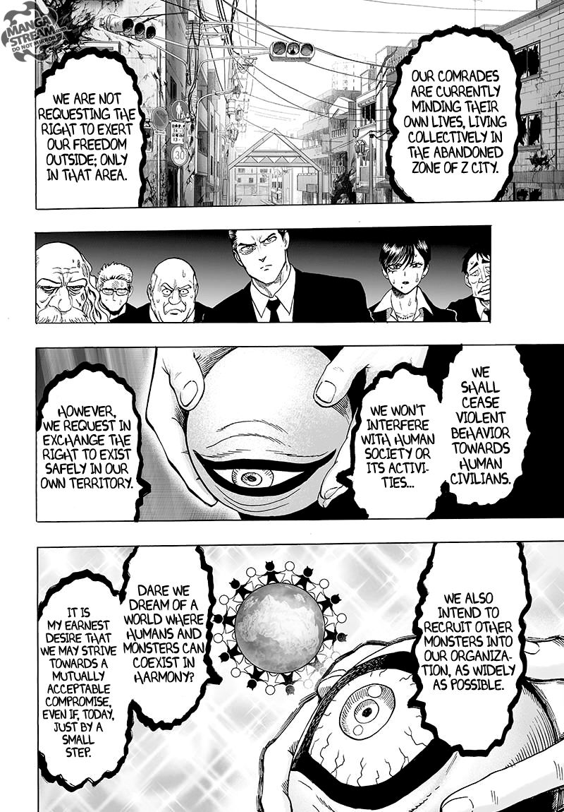 One Punch Man Chapter 79 Read Online Image 12