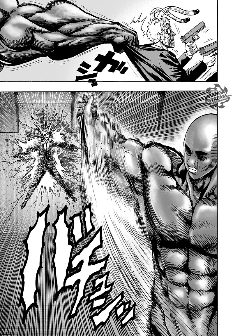 One Punch Man Chapter 79 Read Online Image 19