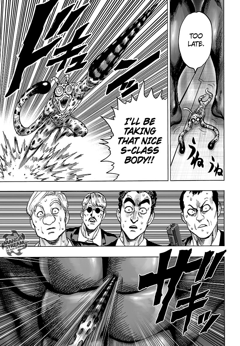 One Punch Man Chapter 79 Read Online Image 21
