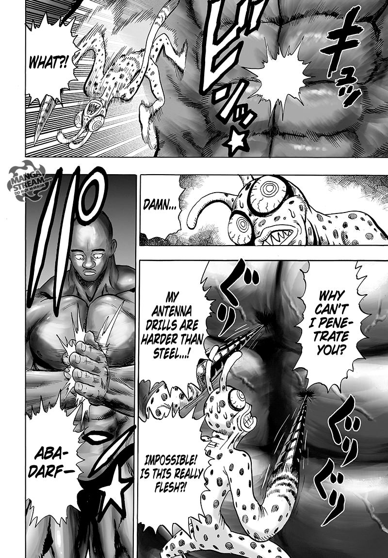 One Punch Man Chapter 79 Read Online Image 22