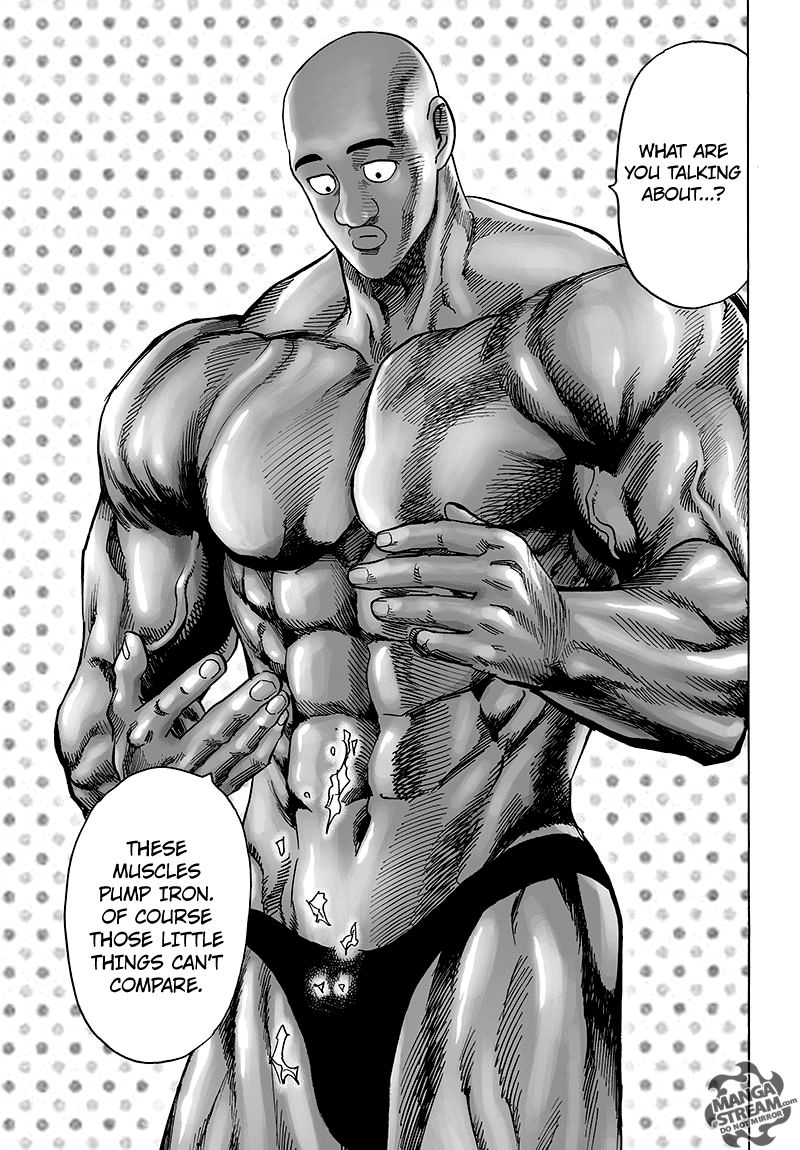 One Punch Man Chapter 79 Read Online Image 23