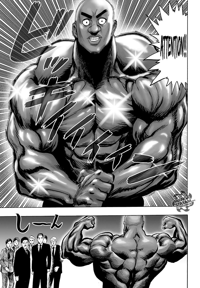 One Punch Man Chapter 79 Read Online Image 25
