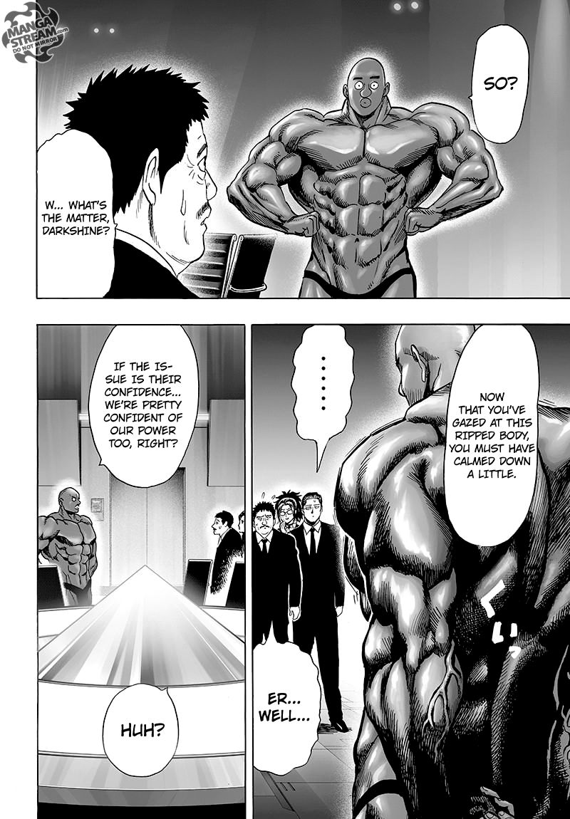 One Punch Man Chapter 79 Read Online Image 26
