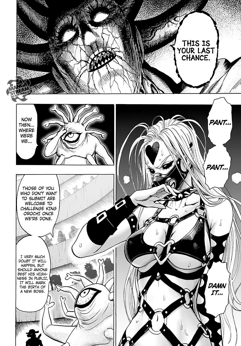 One Punch Man Chapter 79 Read Online Image 36