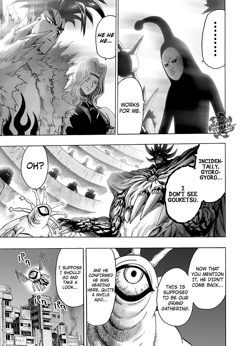 One Punch Man Chapter 79 Read Online Image 37