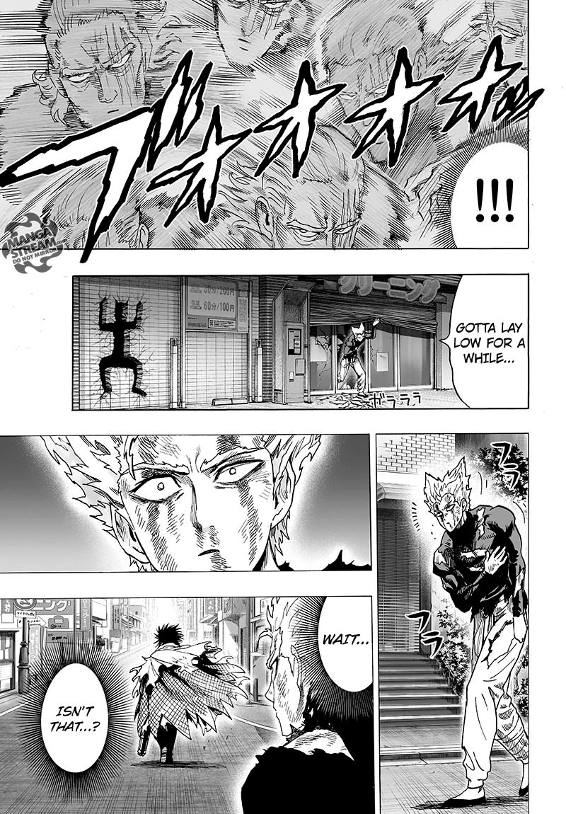 One Punch Man Chapter 79 Read Online Image 39