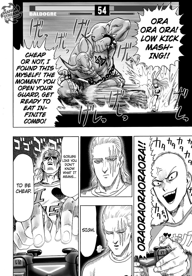 One Punch Man Chapter 79 Read Online Image 42
