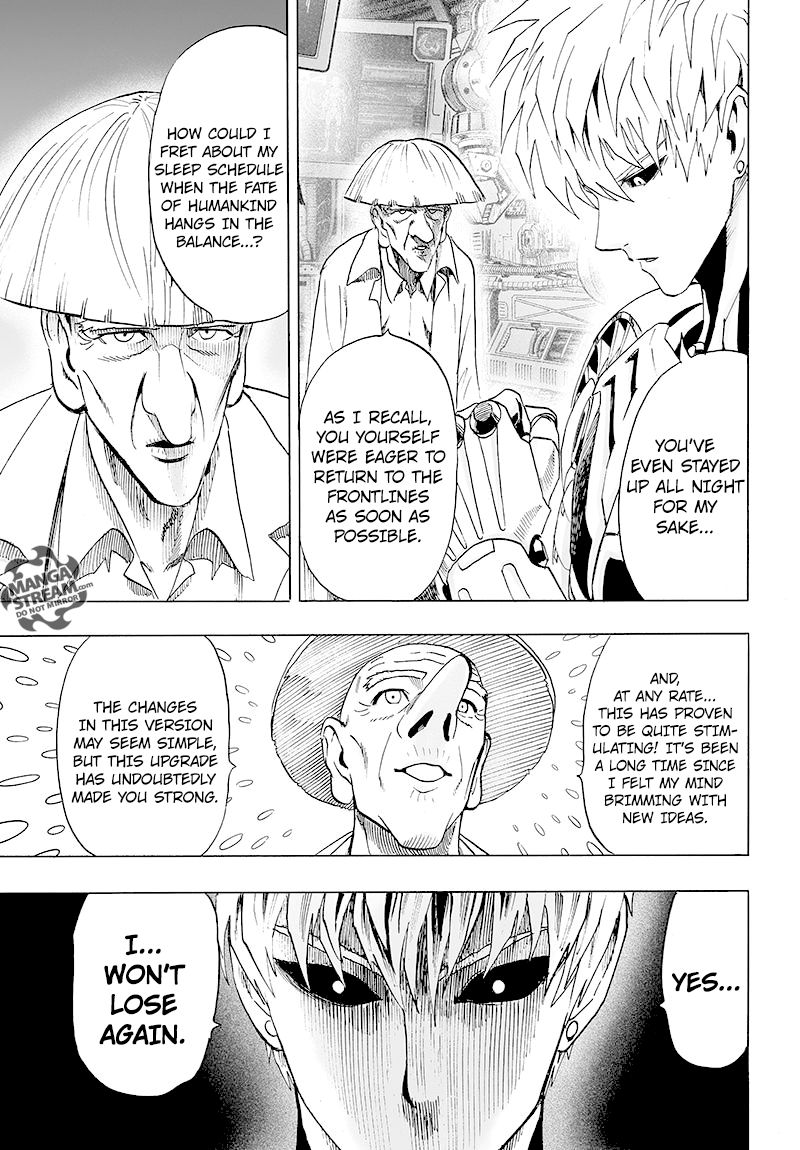 One Punch Man Chapter 80 Read Online Image 3