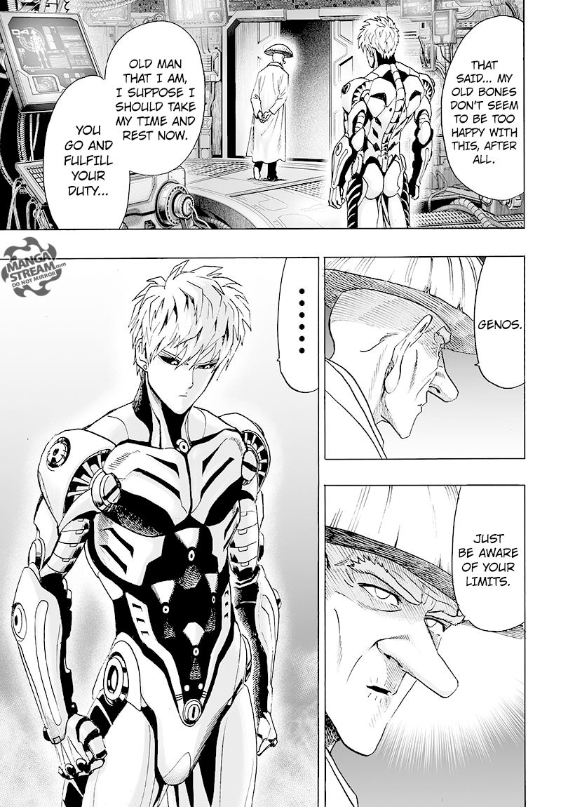 One Punch Man Chapter 80 Read Online Image 5