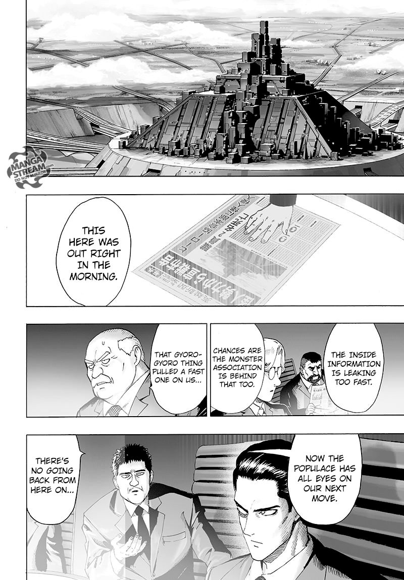 One Punch Man Chapter 80 Read Online Image 12