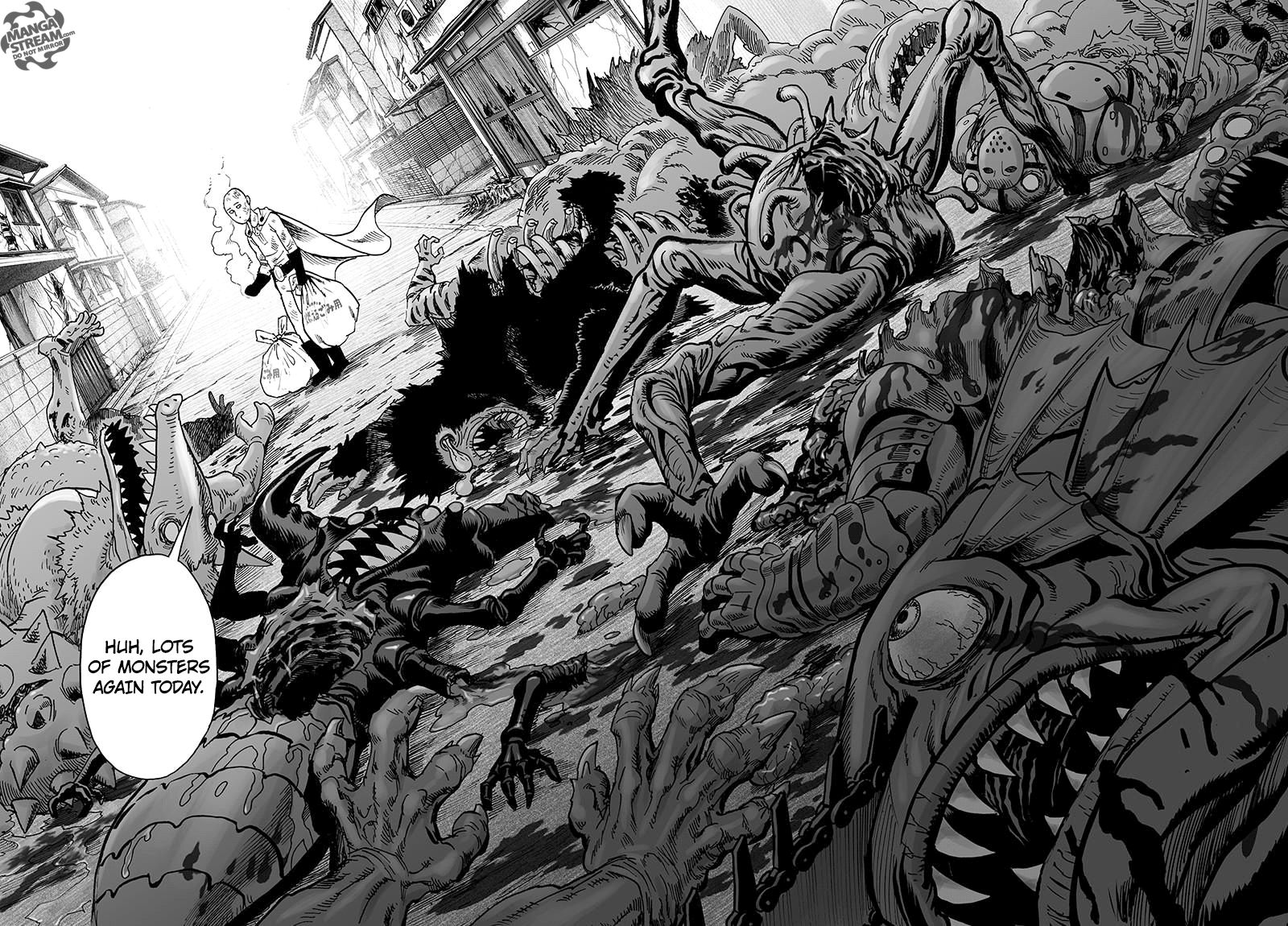 One Punch Man Chapter 80 Read Online Image 16