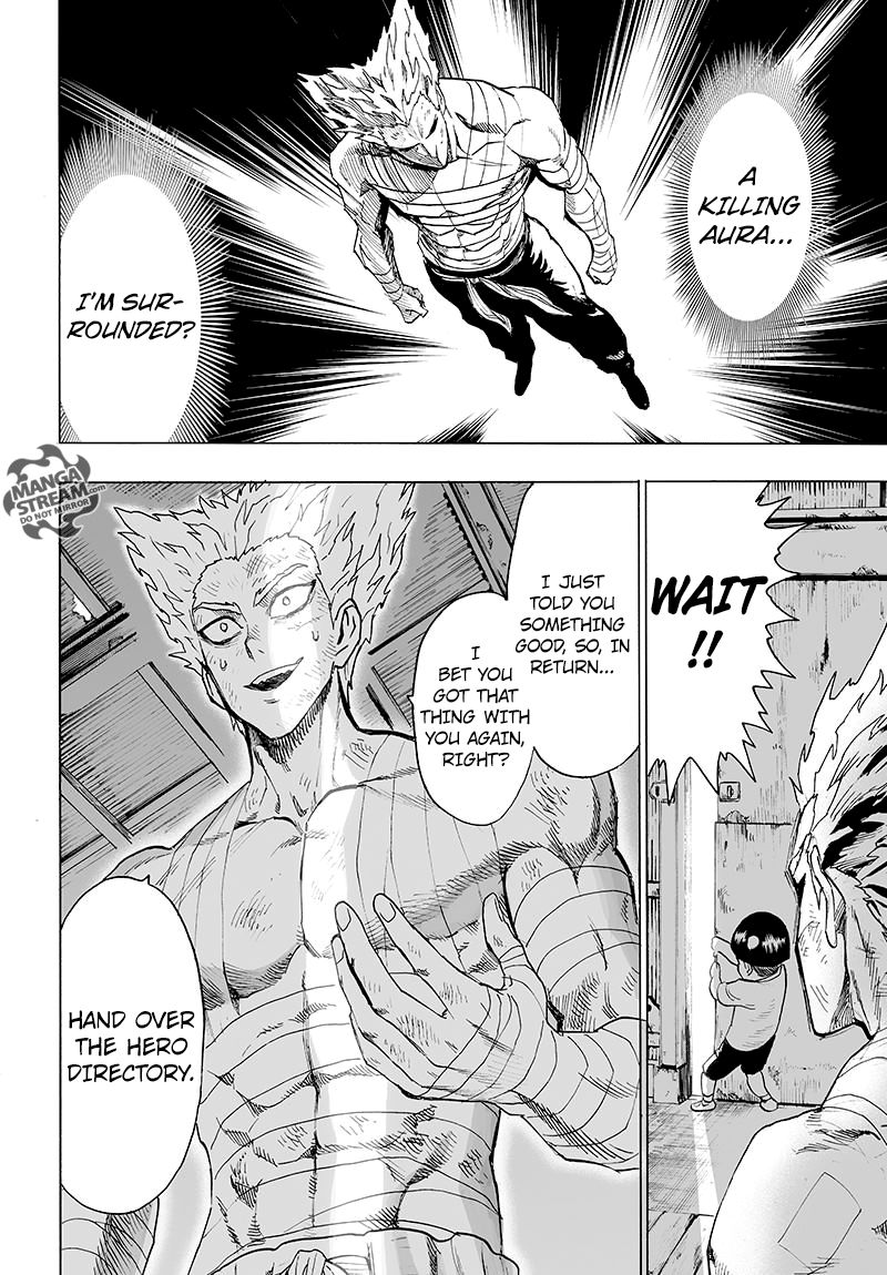 One Punch Man Chapter 80 Read Online Image 33