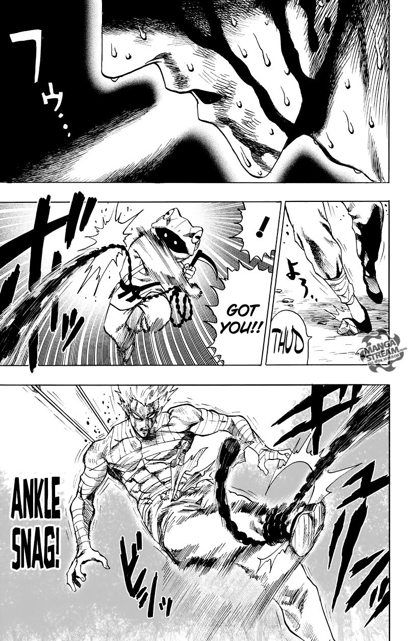 One Punch Man Chapter 82 Read Online Image 7