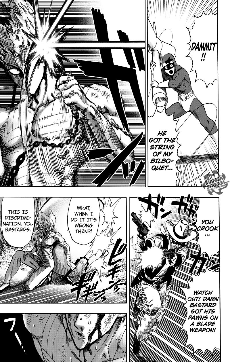 One Punch Man Chapter 82 Read Online Image 11