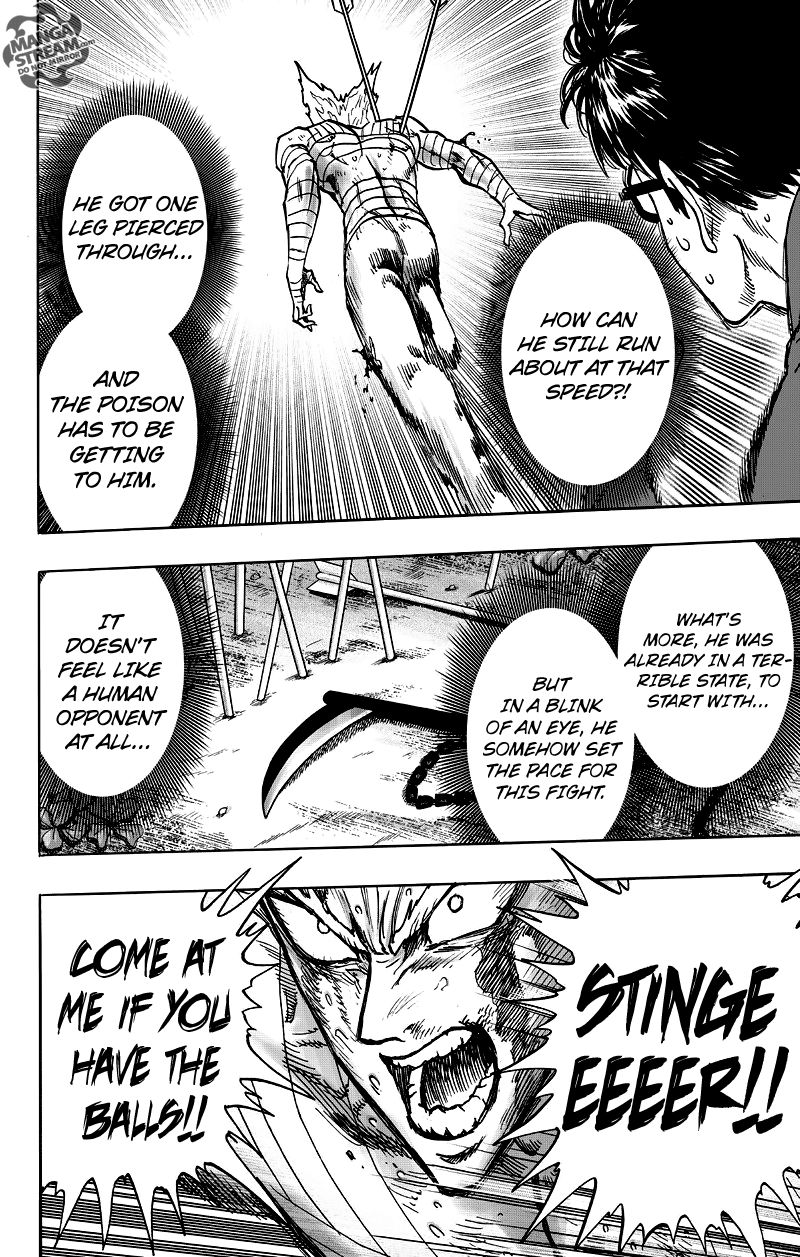 One Punch Man Chapter 82 Read Online Image 22
