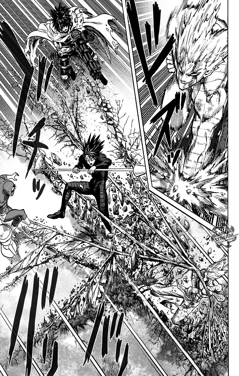 One Punch Man Chapter 82 Read Online Image 25