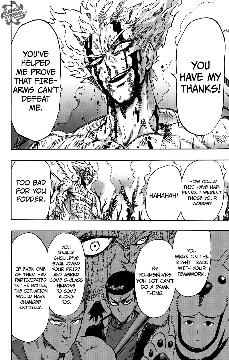 One Punch Man Chapter 82 Read Online Image 52