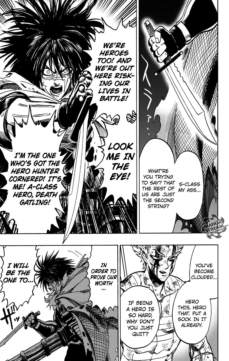 One Punch Man Chapter 82 Read Online Image 53
