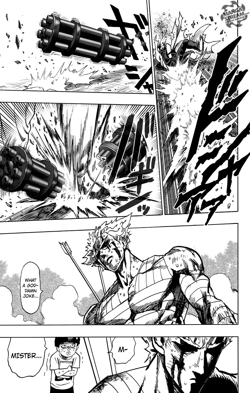 One Punch Man Chapter 82 Read Online Image 55