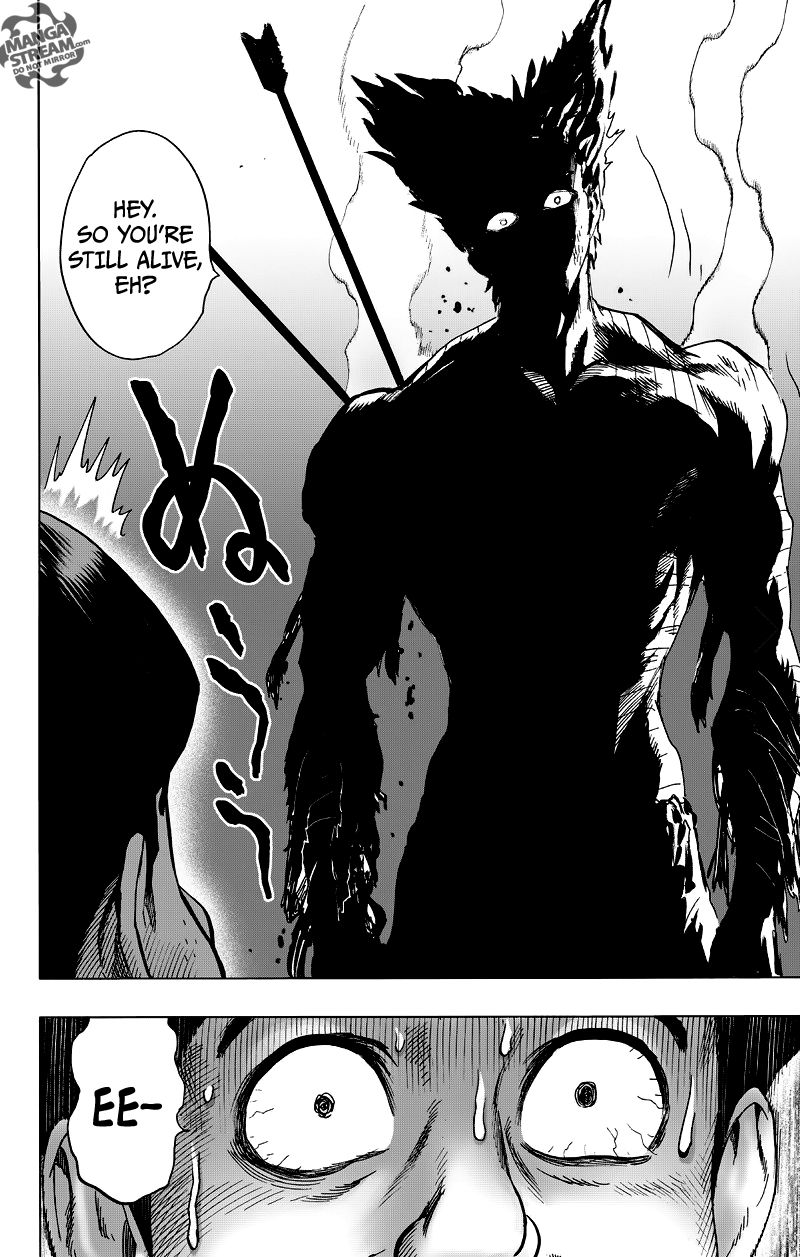 One Punch Man Chapter 82 Read Online Image 56