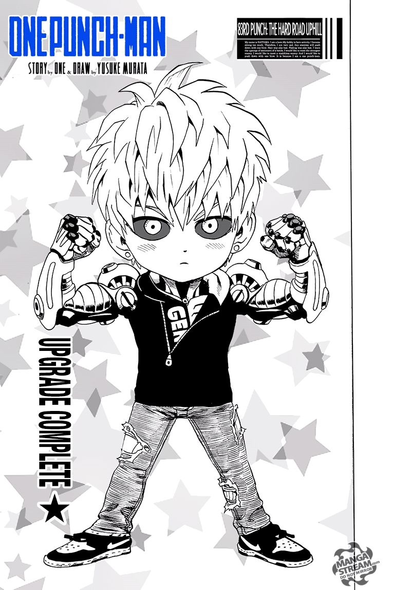 One Punch Man Chapter 83 Read Online Image 9