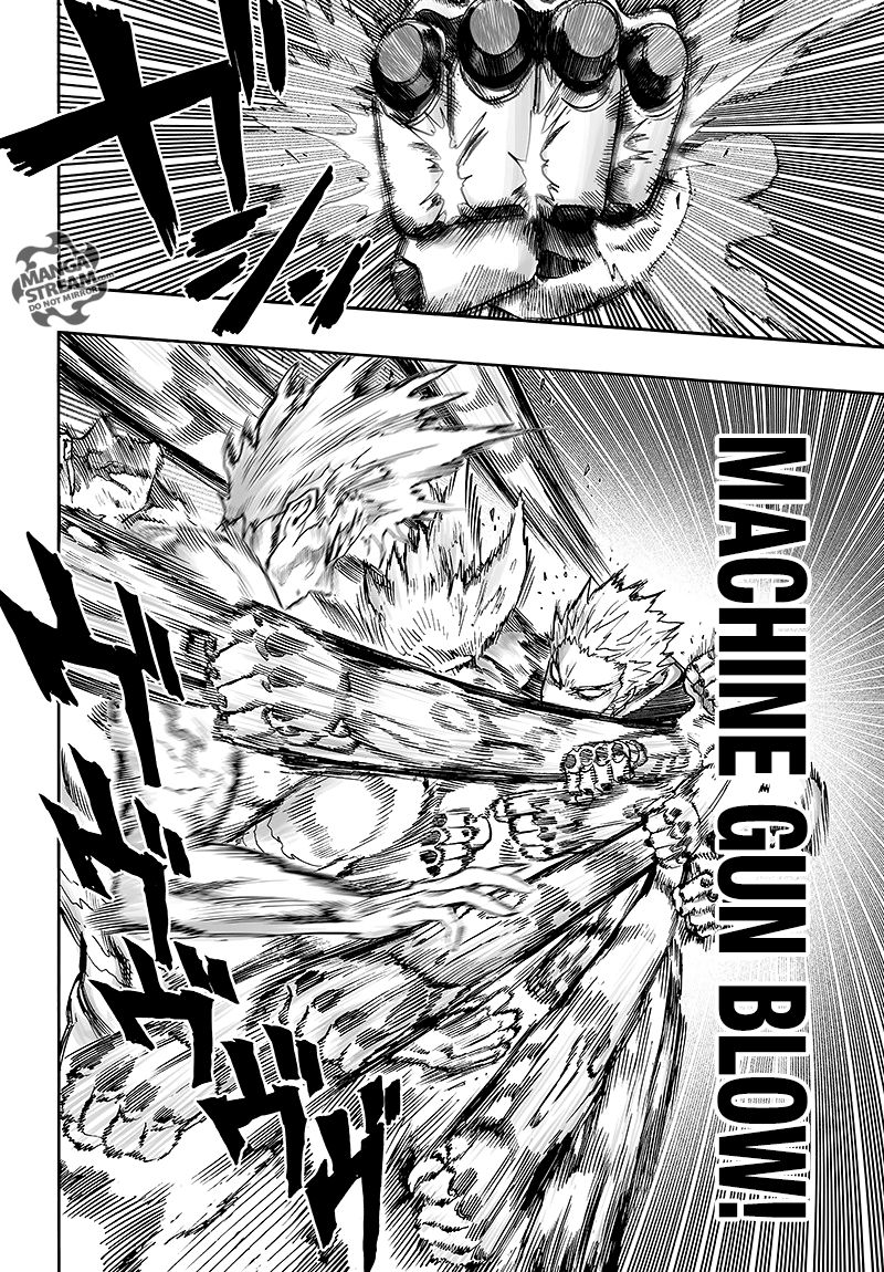One Punch Man Chapter 83 Read Online Image 12