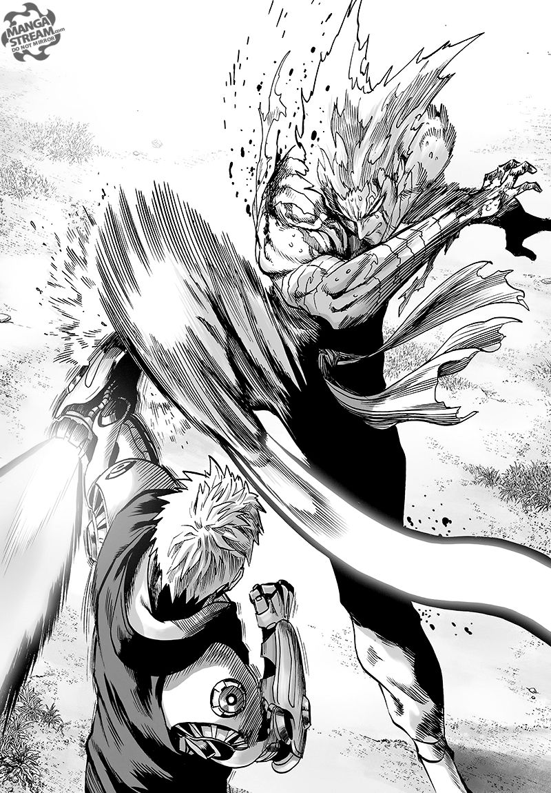 One Punch Man Chapter 83 Read Online Image 16