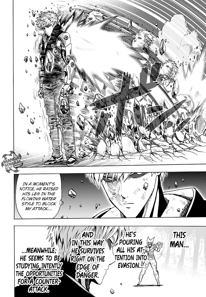 One Punch Man Chapter 83 Read Online Image 20
