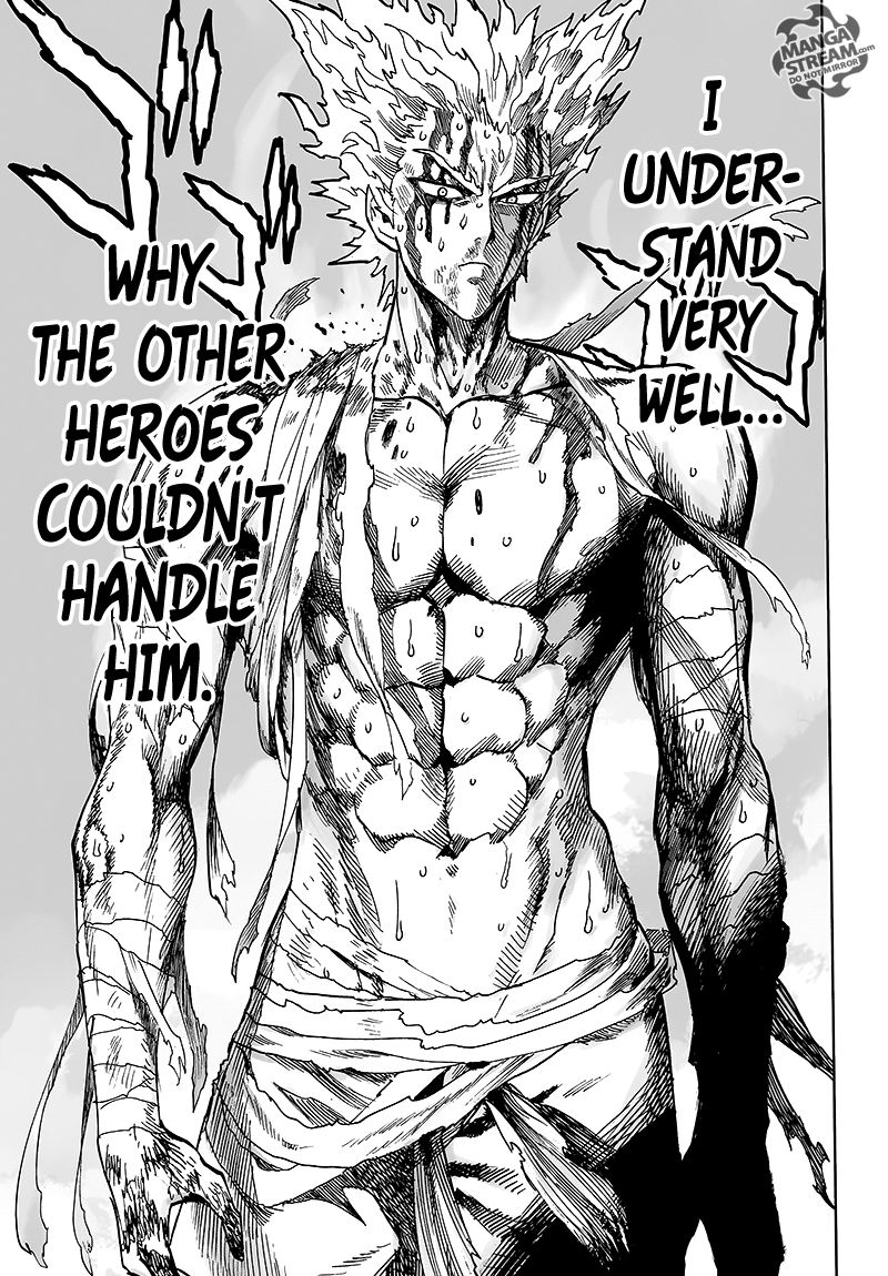 One Punch Man Chapter 83 Read Online Image 21