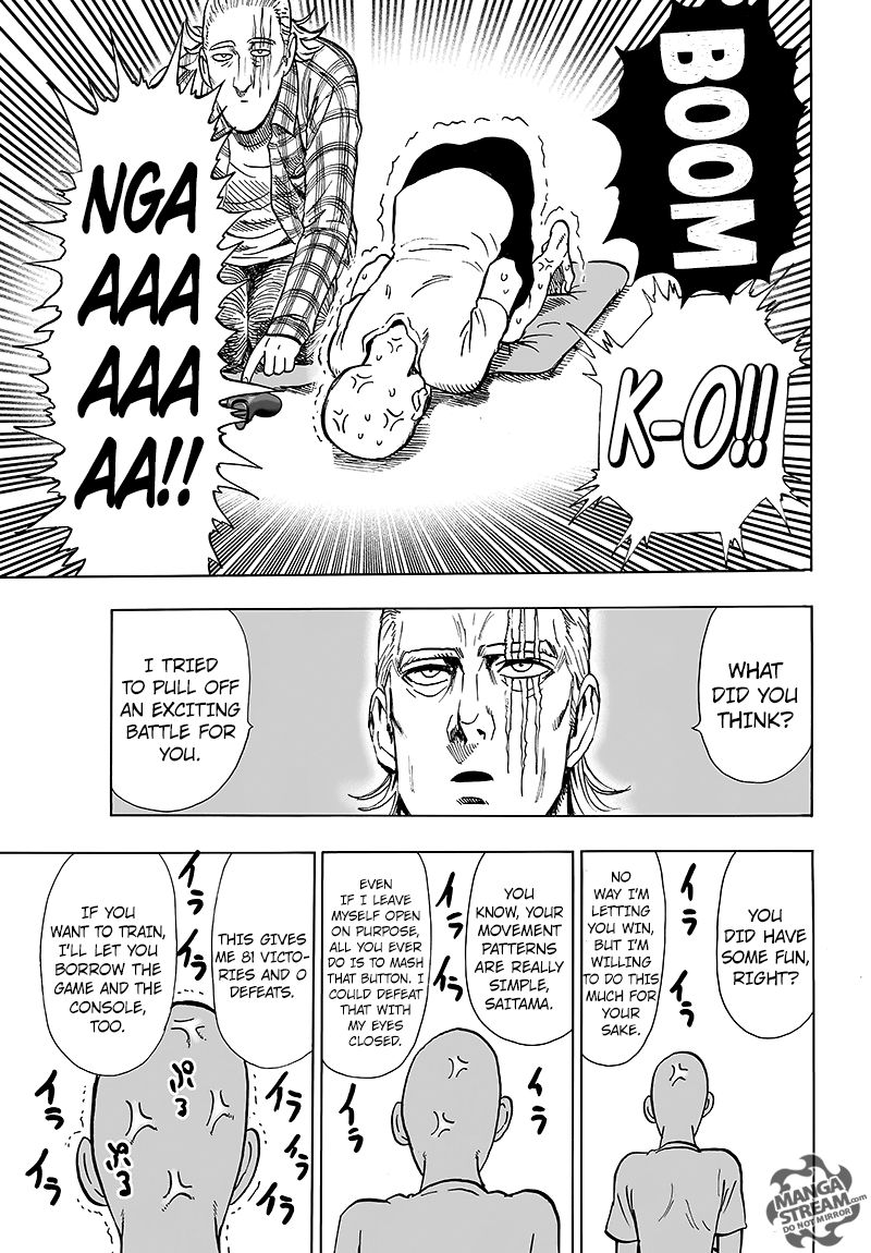 One Punch Man Chapter 83 Read Online Image 23
