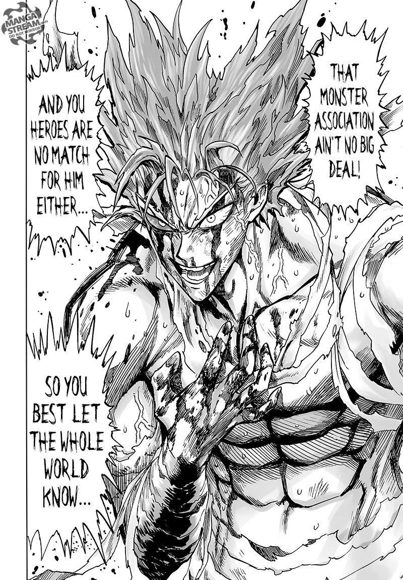 One Punch Man Chapter 83 Read Online Image 42