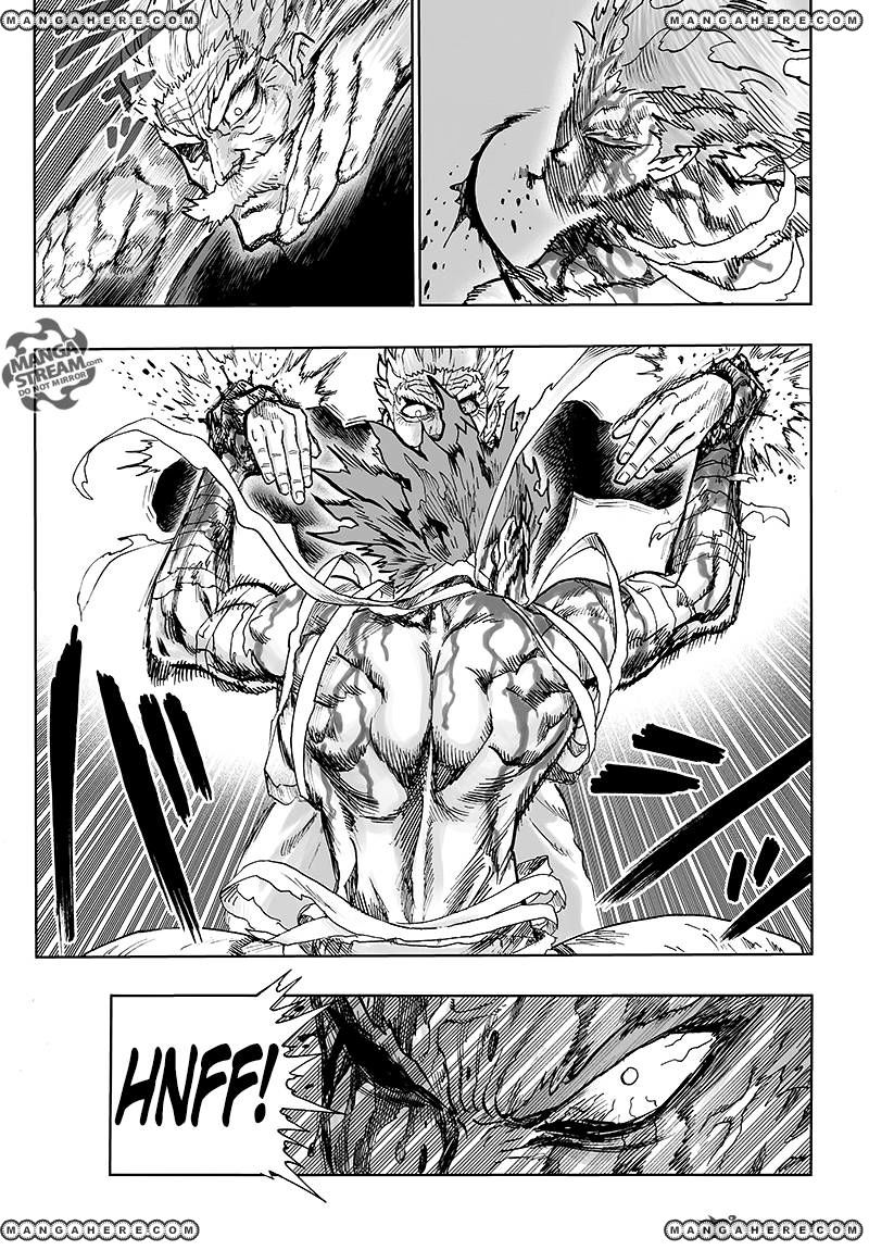 One Punch Man Chapter 84 Image 9
