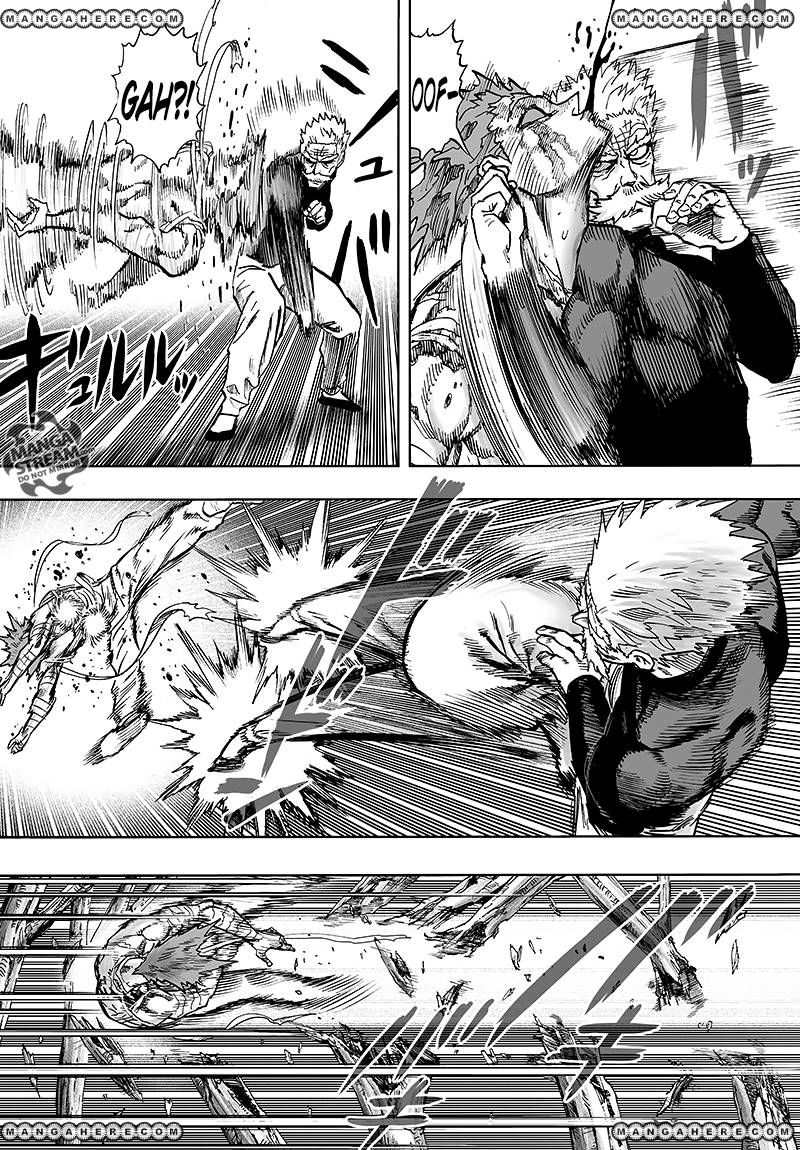 One Punch Man Chapter 84 Image 12
