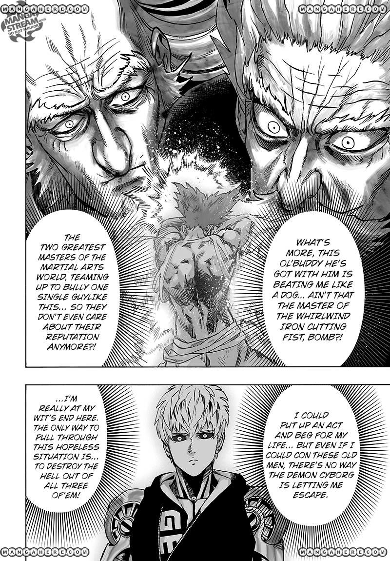 One Punch Man Chapter 84 Image 24