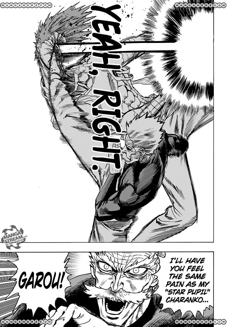 One Punch Man Chapter 84 Image 25