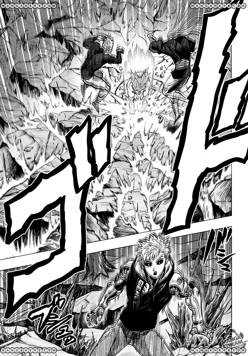 One Punch Man Chapter 84 Image 34