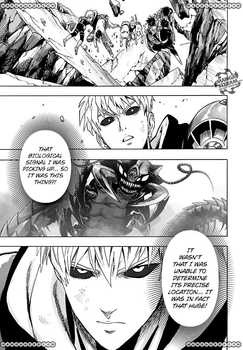 One Punch Man Chapter 84 Image 55