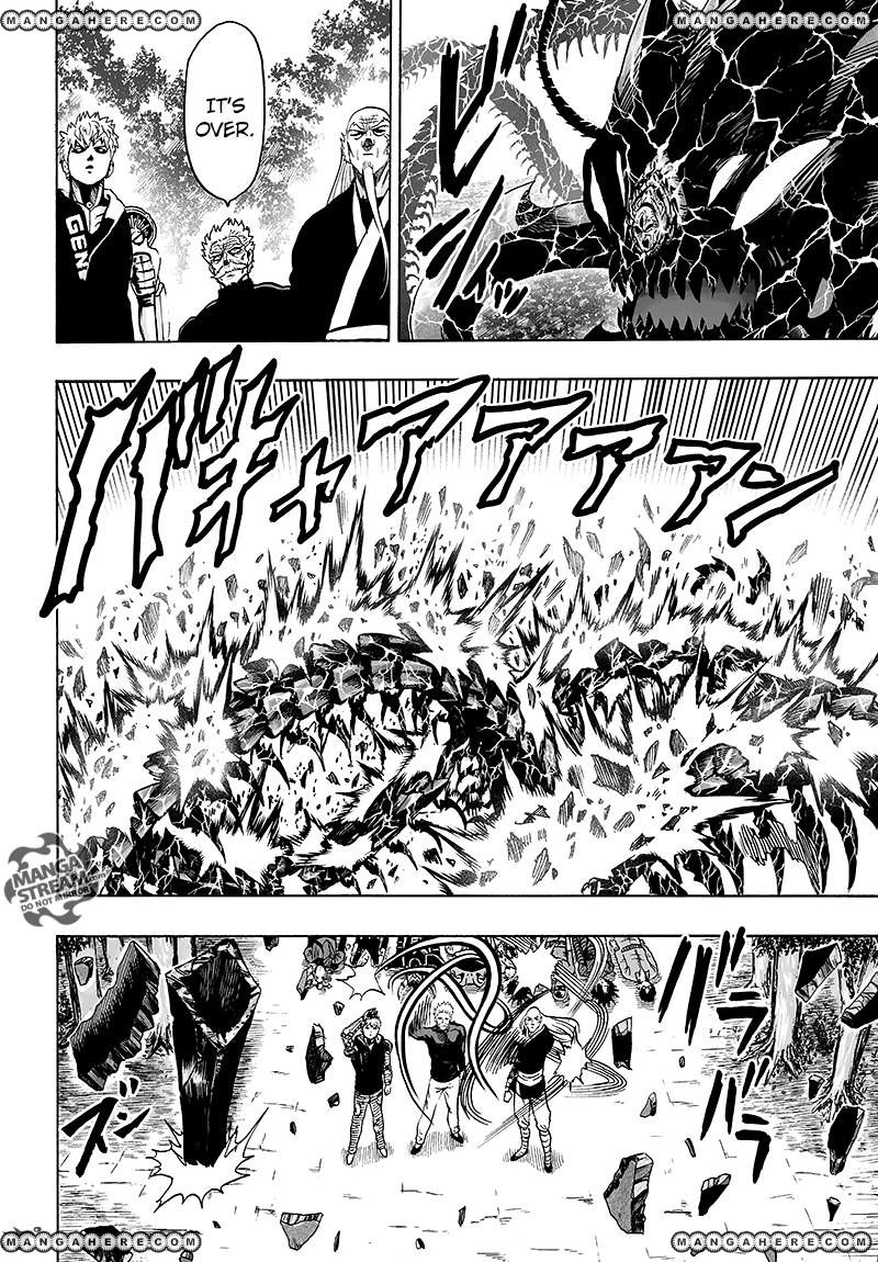 One Punch Man Chapter 84 Image 74
