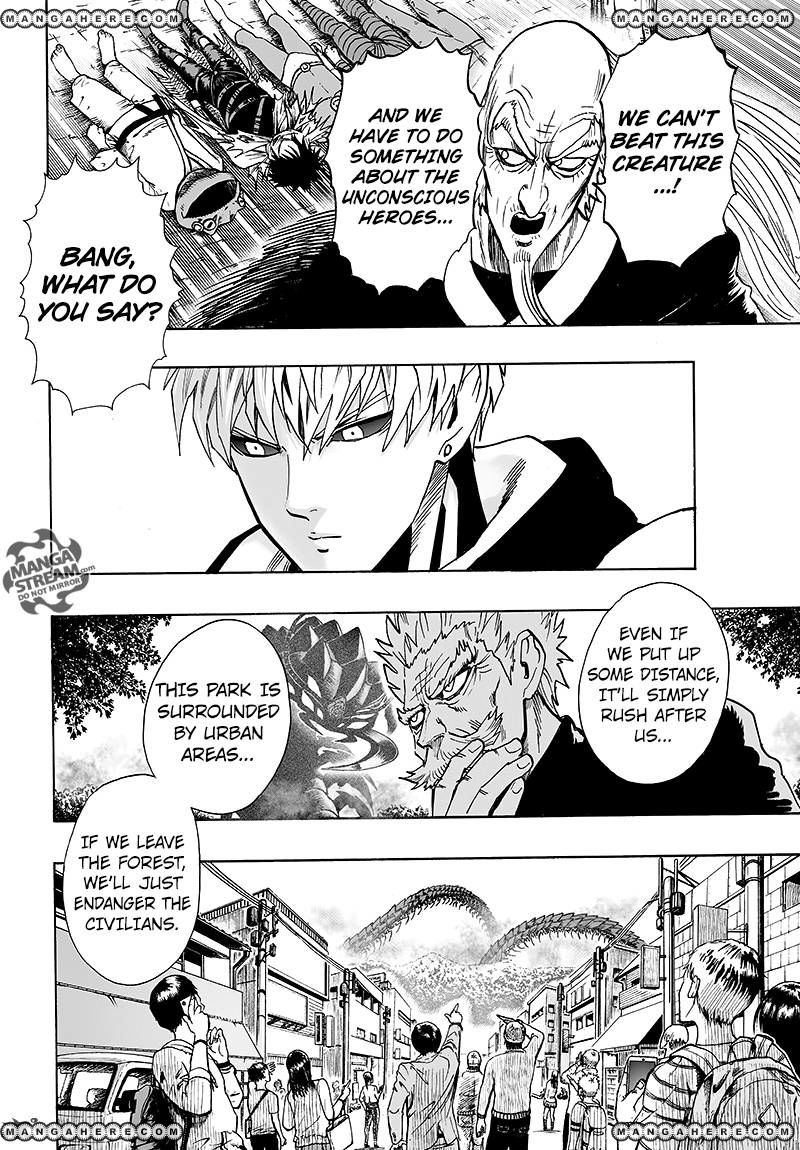 One Punch Man Chapter 84 Image 78