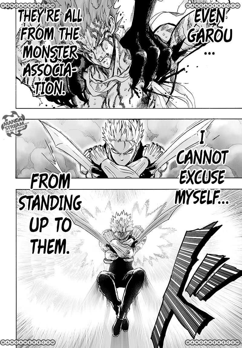 One Punch Man Chapter 84 Image 87
