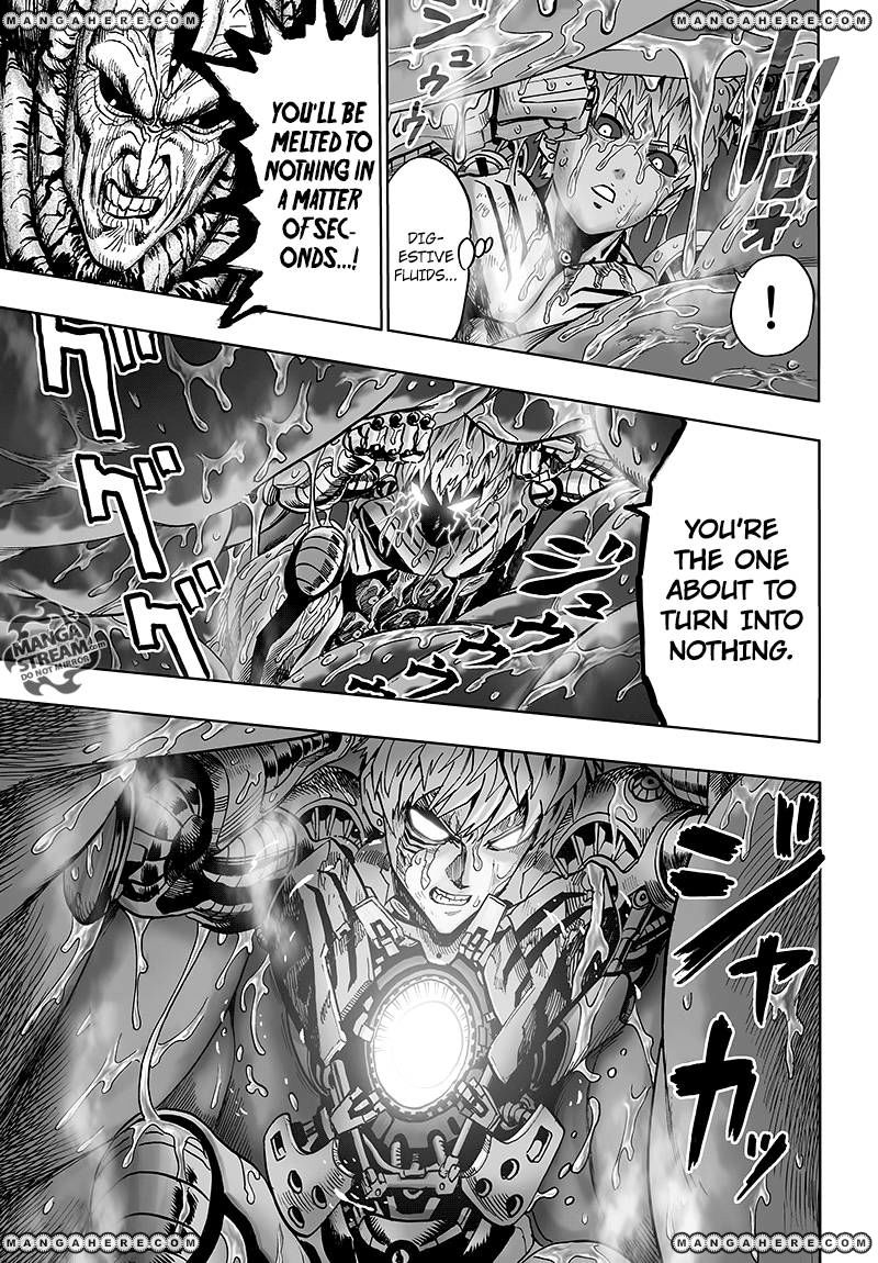 One Punch Man Chapter 84 Image 100