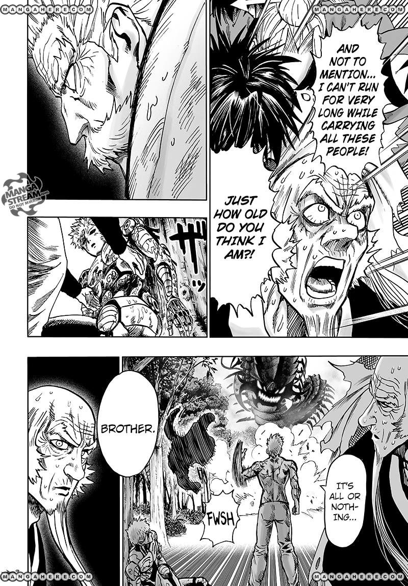 One Punch Man Chapter 84 Image 110