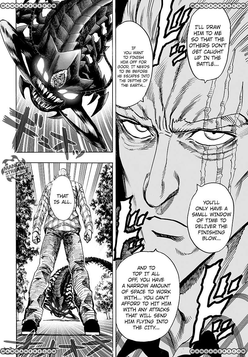 One Punch Man Chapter 84 Image 117
