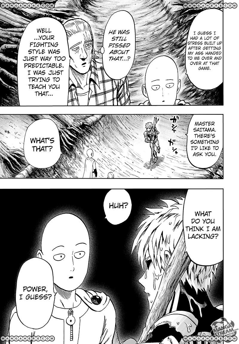 One Punch Man Chapter 84 Image 128