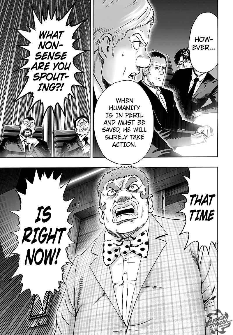 One Punch Man Chapter 85 Image 5