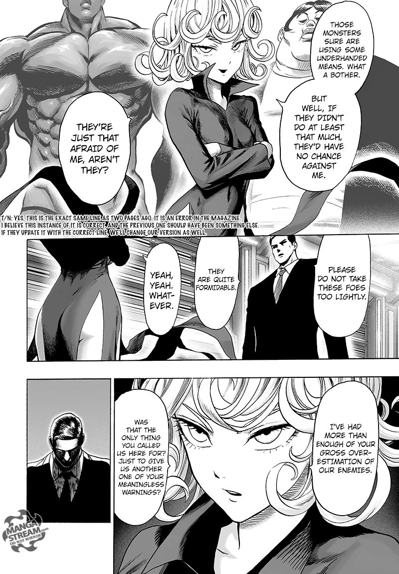 One Punch Man Chapter 85 Image 10