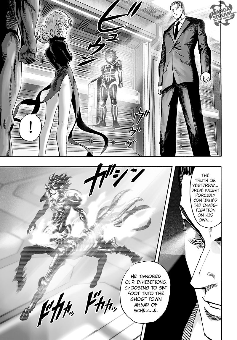 One Punch Man Chapter 85 Image 11